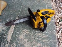 Chain saw for sale light weight