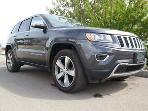 2016 Jeep Grand Cherokee Limited*Heated Front and Rear Seats**He