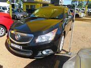 2012 Holden Cruze JH Series II MY12 CDX Black 6 Speed Sports Automatic Sedan Minchinbury Blacktown Area Preview