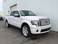 2011 Ford F-150 6.2L Limited Loaded Power Boards 22's! Low $$$