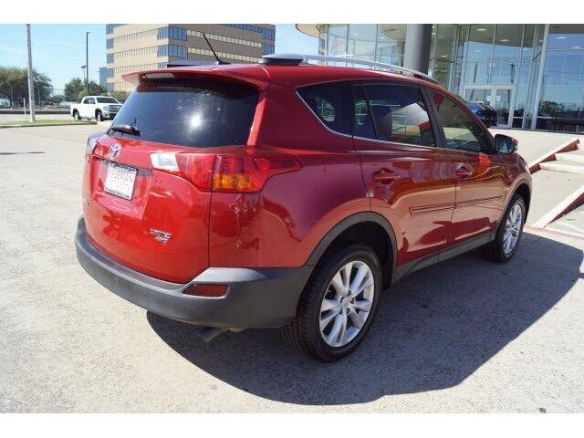 Image 4 Voiture American used Toyota RAV4 2015