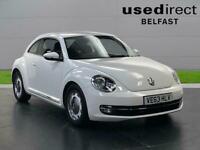 2014 Volkswagen Beetle 2.0 Tdi Design 3Dr Hatchback Diesel Manual