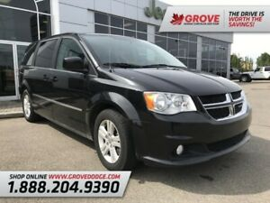 2015 Dodge Grand Caravan Crew Plus| Leather| DVD| Sunroof