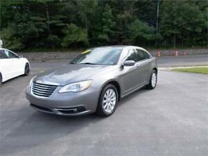 2012 CHRYSLER 200...LOADED!! FACTORY REMOTE STARTER & HTD SEATS!