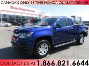 2016 Chevrolet Colorado LT 4x4 EXTENDED CAB | 1 OWNER | NO ACCID