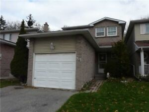 3 Bedroom Home For Lease On Oshawa/Courtice Border.