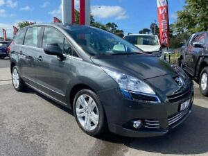 2013 Peugeot 5008 MY13 Active Grey 6 Speed Automatic Wagon