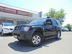 2008 NISSAN X-TERRA  4X4 **OFF ROAD**