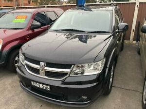 2010 Dodge Journey JC R/T Wagon 7st 4dr Auto 6sp 2.7i Black Automatic Wagon Bass Hill Bankstown Area Preview
