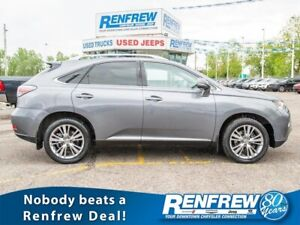 2013 Lexus RX 350 AWD F Sport, Sunroof, Nav, HUD, Cooled/Heated