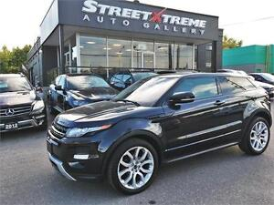 2012 Range Rover Evoque Dynamic Premium AWD & CLEAN CARPROOF