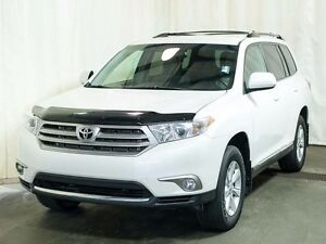 2013 Toyota Highlander V6 AWD Bluetooth Remote Starter