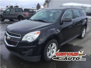 Chevrolet Equinox LS AWD MAGS 2012