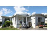 Spacious 1239 sq ft bright open double wide