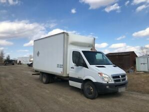 2007 Dodge Sprinter Cube Van