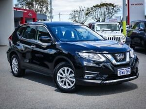 2019 Nissan X-Trail T32 Series II ST X-tronic 2WD Black 7 Speed Constant Variable Wagon Morley Bayswater Area Preview