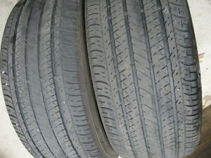 PAIR OF 235/45R18.$30 FOR BOTH