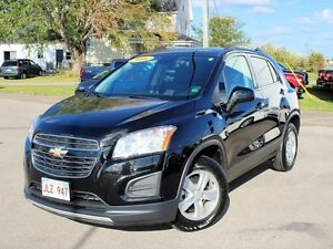 2016 Chevrolet TRAX LT All-wheel Drive