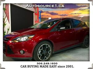 2013 Ford Focus SE Hatch SPORT PKG