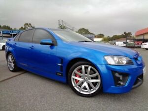 2008 Holden Special Vehicles Clubsport E Series MY08 Upgrade R8 Blue 6 Speed Manual Sedan Pooraka Salisbury Area Preview