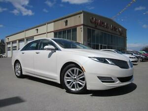 2014 Lincoln MKZ 3.7L AWD, NAV, LEATHER, 35K!