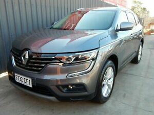 2017 Renault Koleos HZG Zen X-tronic Grey 1 Speed Constant Variable Wagon Blair Athol Port Adelaide Area Preview