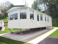 2007 Carnaby Siesta 32 x 12ft 2 Bed For Sale On Riverside Rothbury