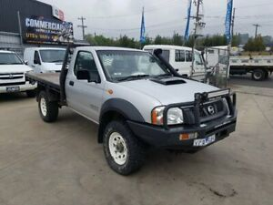 2010 Nissan Navara D22 MY08 DX (4x4) 5 Speed Manual Cab Chassis Lilydale Yarra Ranges Preview