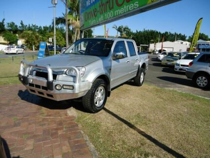 2010 Great Wall V240 K2 Super Luxury White 5 Speed Manual Utility Dutton Park Brisbane South West Preview