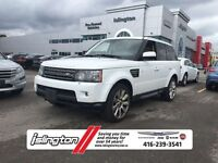 2013 Land Rover Range Rover Sport HSE 4dr All-wheel Drive