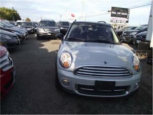 2011 MINI Cooper Clubman PANORAMIC ROOF  LEATHER ACCIDENT FREE 