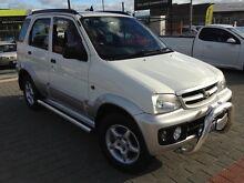 2005 Daihatsu Terios Wagon 4WD FREE 1 Year Warranty Wangara Wanneroo Area Preview
