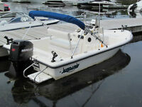 PERFECT FRESH OR SALTWATER FISHING BOAT