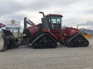 2014 Case IH 580 QuadTrac for sale! ONLY 1,677 hours! $325,000.0