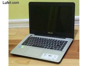 "ASUS X Series (X455L) 14"" Intel I7 Reduced Price!"