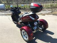 Trike scooter Honda silver wing