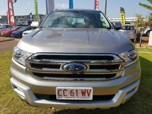 2016 Ford Everest UA Trend 4WD Gold 6 Speed Sports Automatic Wagon