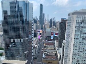 BRAND NEW - 35TH FLOOR - UNOBSTRUCTED VIEW - YONGE & QUEEN CONDO