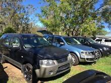 "2005 FORD TERRITORY x 3 CARS - 20"" MAGS - 7 SEATERS - BULL BAR Keperra Brisbane North West Preview"