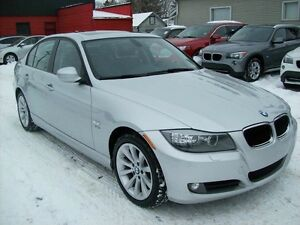 2011 BMW 328 XDRIVE/NAVI/AWD/LEATHER/ROOF/LOW PAYMENTS