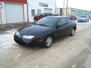 2002 Saturn S-Series SC-1 Coupe (2 door)