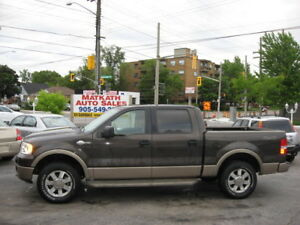**2006 Ford F-150 King Ranch 4x4** Certified & E-tested