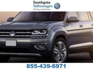 2018 Volkswagen ATLAS 3.6 FSI Execline