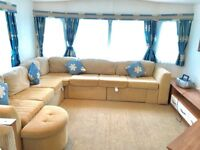 Gorgeous static caravan for sale Nr Rock, Padstow, Padstow, Port Issac, Cornwall. NOW REDUCED!!