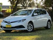 2016 Toyota Corolla ZRE182R Ascent S-CVT White 7 Speed Constant Variable Hatchback Strathalbyn Alexandrina Area Preview