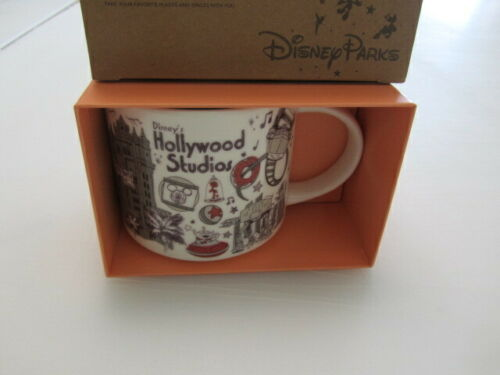 Starbucks Hollywood Studios Coffee Mug Been There Series Disney Park + FREE GIFT