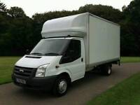 Professional and Reliable Man And Luton Van Hire, House Clearance, Removals and Deliveries HIS