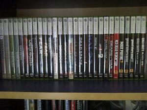 Plusieurs jeux Xbox 360 à vendre Comme Neuf