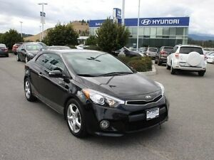 "2014 Kia Forte Koup 1.6L SX 2dr Coupe ""LEATHER, NAV,SUNROOF\"""