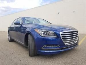 2015 Hyundai Genesis Sedan Luxury